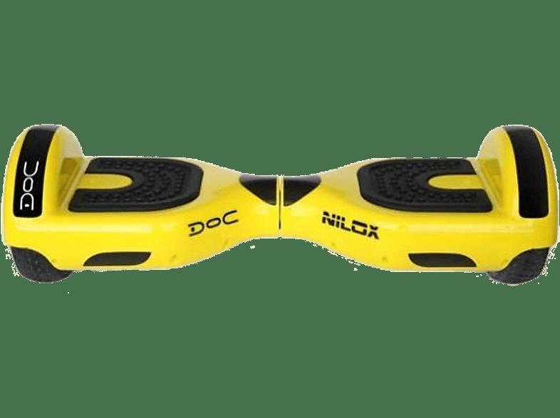NILOX Doc Hoverboard Yellow 6.5 hobby   φωτογραφία fitness ποδήλατα   πατίνια sales