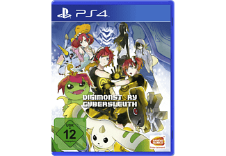 Digimon Story: Cyber Sleuth (Software Pyramide) - PlayStation 4