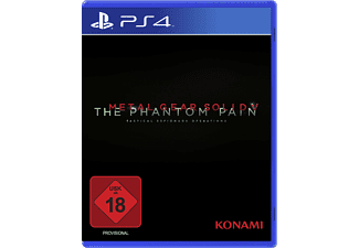 Metal Gear Solid V: The Phantom Pain (Software Pyramide) [PlayStation 4]