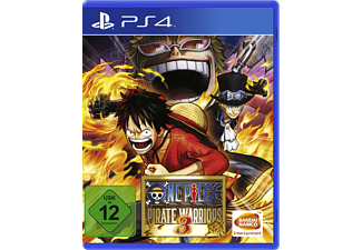 One Piece: Pirate Warriors 3 (Software Pyramide) - PlayStation 4