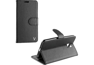 VOLTE-TEL Θήκη Zte Blade A570 PU Leather-Book Stand Black - (5205308167713)