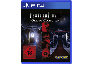 Resident Evil Origins Collection (Software Pyramide) - PlayStation 4