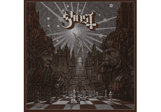 Ghost - Popestar (CD)