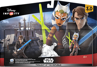 DISNEY INFINITY (FIGUREN) Infinity 3.0: Star Wars - Playset Twilight of the Republic Playset