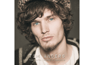 Tim Anders - Thoughts,Words & Moments - (CD)