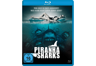 Piranha Sharks - (Blu-ray)