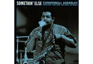 Cannonball Adderley - Somethin' Else (CD)