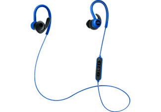 JBL Reflect Contour Trådlös Bluetooth In-ear-hörlur - Blå