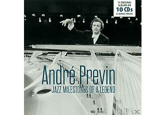 André Previn, Charles Wood, Alec Wilder, Richard Rodgers, VARIOUS - Andre Previn: Original Albums - (CD)