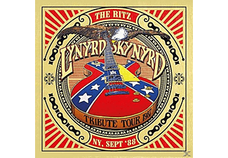 Lynyrd Skynyrd - The Ritz Ny,Sept.88 - (CD)