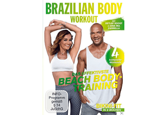 Brazilian Body Workout - Bikini-Fit in 6 Wochen - (DVD)