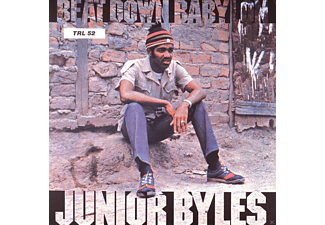 Junior Byles - Beat Down Babylon - (Vinyl)