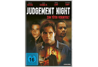 Judgement Night - Zum Töten verurteilt - (DVD)