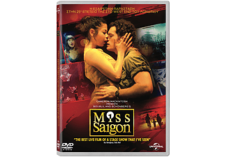 Miss Saigon Live DVD