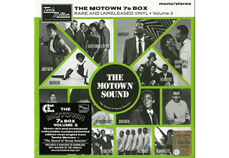 VARIOUS - The Motown 7s Box Vol.3 (Ltd.Edt.) [Vinyl]