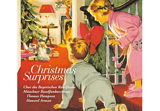 Howard Arman - Christmas Surprises [CD]