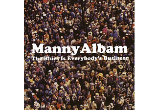 Manny Albam - The Blues is Everybody's Business (CD)