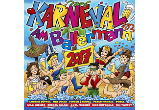 VARIOUS - Karneval am Ballermann 2017 - (CD)
