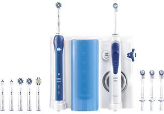 ORAL-B ProfCare Center Smart Series 5000 Mundpflegecenter Silber/Weiß