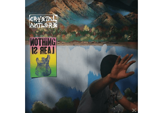 Crystal Antlers - Nothing Is Real (Lp) - (Vinyl)