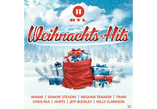 VARIOUS - RTL II Pop Giganten Weihnachten - (CD)