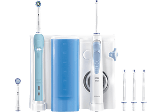 ORAL-B ProfCare Center PRO 700 Mundpflegecenter Silber/Weiß