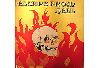 Tapper Zukie - Escape From Hell - (Vinyl)