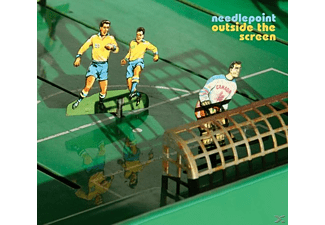 Needlepoint - Outside The Screen - (CD)