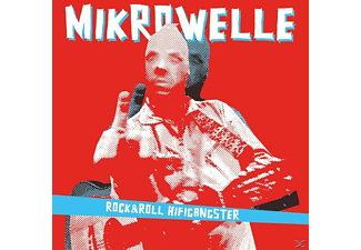 Mikrowelle - Rock & Roll Hifigangster (+CD) - (Vinyl)