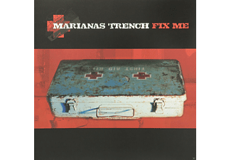 Marianas Trench - Fix Me (LP+MP3) [LP + Download]