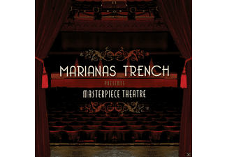 Marianas Trench - Masterpiece Theatre (Gatefold/LP+MP3) - (LP + Download)