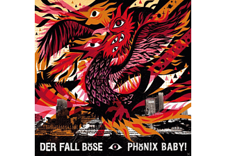 Der Fall Böse - Phönix Baby - (LP + Download)