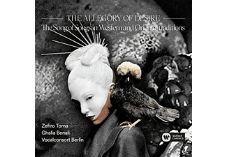 Ghalia Benali, Vocalconsort Berlin, Zefiro Torna - The Allegory Of Desire(The Songs Of Songs In [CD]