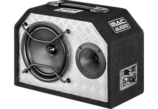 MAC-AUDIO BT Force 116, Bluetooth Lautsprecher, Schwarz