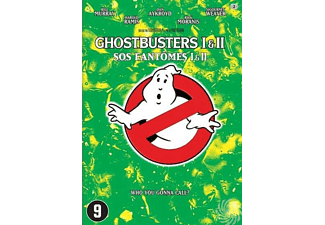 Ghostbusters 1 & 2 | DVD