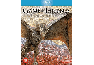 Game Of Thrones - Seizoen 1-6 | Blu-ray