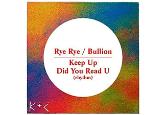 Rye Rye/Bullion - Keep Up/Did You Read U - (Vinyl)