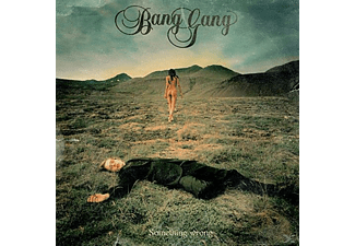 Bang Gang - Something Wrong - (CD)