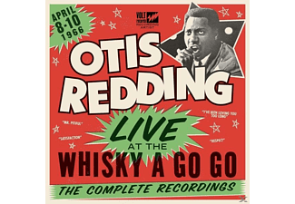 Otis Redding - Live At The Whisky A Go Go (Ltd.Edt.6 CD Box) [CD]