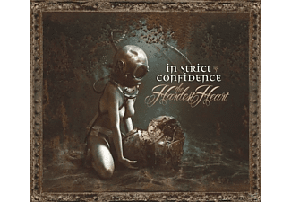 In Strict Confidence - The Hardest Heart (Ltd.Box Incl.2CD+MC) - (CD)