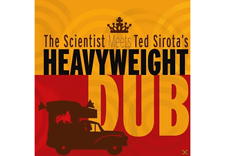 Scientist Meets Ted Sirota's Heavyweight Dub - Scientist Meets Ted Sirota's Heavyweight Dub - (LP + Bonus-CD)