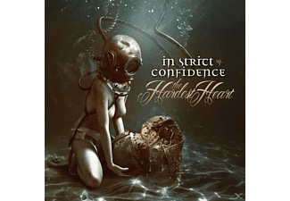 In Strict Confidence - The Hardest Heart (Digipak) [CD]