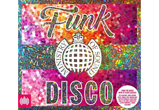 VARIOUS - Funk The Disco - (CD)