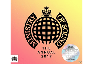VARIOUS - Ministry Of Sound-The Annual 2017 [CD]
