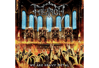 Feanor - We Are Heavy Metal - (CD)