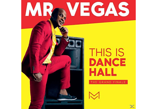 MR.VEGAS - This is Dancehall - (CD)