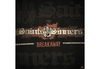 Saints & Sinners - Breakaway - (CD)