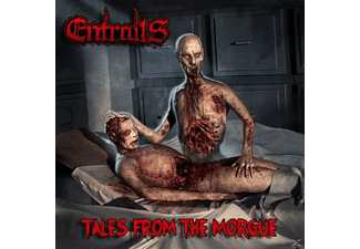 Entrails - Tales From The Morgue (Re-Release) - (CD)