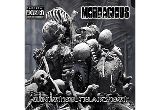 Mordacious - Sinister : Harvest - (CD)
