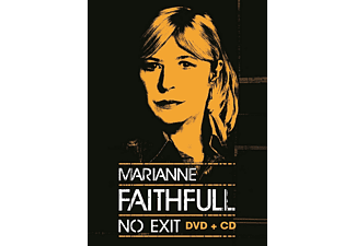 Marianne Faithfull - No Exit (DVD + CD)